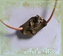 luxueux bracelet artisanal homme ou femme salamandre en. Black Bedroom Furniture Sets. Home Design Ideas